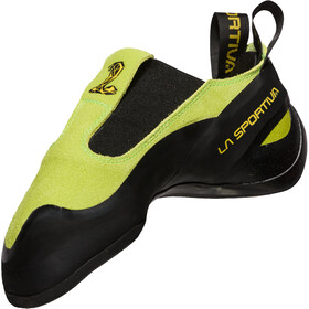 La Sportiva Cobra Chaussons d'escalade Homme, apple green